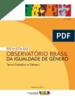 Revista Do Observatrio de Gnero