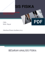 01 - Analisis Fisika 01