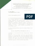 Járosi Márton és Haragos Sándor levélváltása 1991