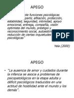 apego (1)