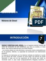 Sistema de Lubricaciòn Motor de Diesel