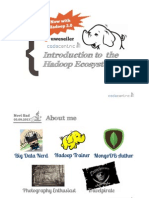 introduction to the hadoop ecosystem java