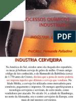 Industrias de Cerveja - Anchieta