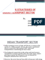 India Transport Sector