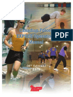 Canadian Forces EXPRES Fitness Manual 2010