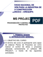 Presentación Ms Project Final Final