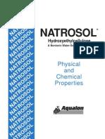 Natrosol Hidroxietilcelulosa