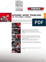 Avoiding Noise Problems