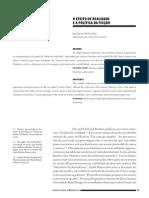 Jacques Ranciere - O feito de Realidade e a olítica da Ficção.pdf