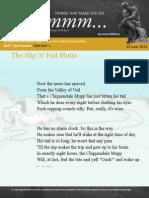 TTMYGH - Slip n Fall Muts