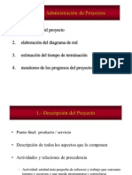 Gestion de Proyectos y Operaciones