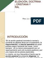 Evangelizacion, DSI y Pastoral 2011 - Copia
