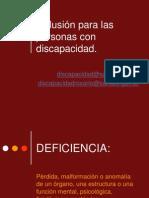 Kinefilaxia Clase 10 INCLUSIÓN