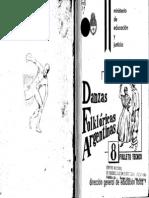 Danzas Folkloricas Argentina