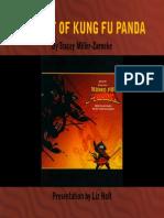 The Art of Kung Fu Panda