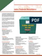 Pedestal Mono