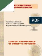 Factoring Bangladesh