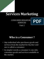 Services Marketing 2 - Consumer behavior in services