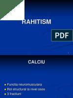 RAHITISM