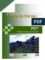 PEIT Encarte 1 - Diagnóstico Do Parque
