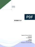 Informe Essbio Final