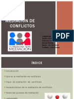 Mediación de Conflictos 2.0