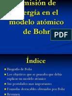 Modelo Atómicode Bohr