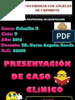 Caso Clinico-leo Nuñez Alvarado- Oclusión II