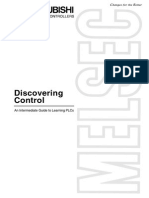 Discovering Control, An Intermediate Guide to Learning PLCs (JY997D26101-A)