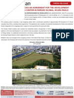 Multiplan announces agreement for the development of a new Shopping Center in S?o Paulo