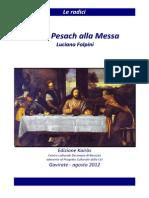 2012-Dalla Pesach Alla Messa