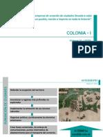 2 Colonia - Urbanismo