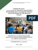 6 Informe de Organizaciones Sociales Arenal Alto