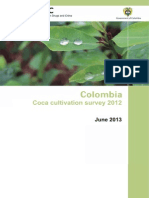 Colombia Coca Cultivation Survey_2012