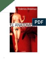 Andahazi Federico - El Anatomista
