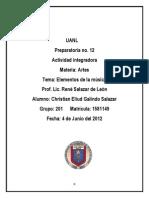 UANL1 Artes