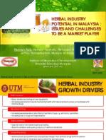Herbal Industry