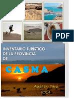 Inventario Turístico de Casma.