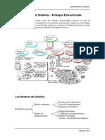 Modelos Del Sistema - Enfoq Estructurado