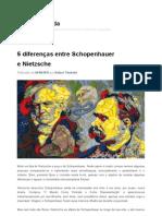 5 Diferenças Entre Schopenhauer e Nietzsche _ Razão Inadequada
