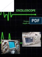 Use of the Oscilloscope-UMD