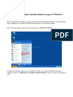 Configurar Internet No Windows XP