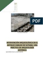 Un Práctica de Arqueología Histórica en Sutiaba, León, Nicaragua.