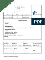 CMAS1192-CL-PRO-014 R0 Uso y Armado de Andamios