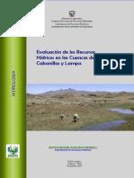 Estudio Hidrologico Lampa[1]