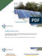 Presentación Genersys 2014