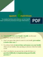quest 4 nutrition