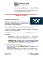 02 OAS Scholarships 2012-2013 Portal