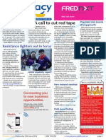 Pharmacy Daily for Wed 25 Jun 2014 - MA call to cut red tape, Resistance fighters out in force, Pharmacy-only brands drive growth, Health and Beauty and much more