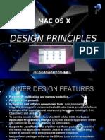 Mac OS X - DESIGN PRINCIPLES AND KERNEL MODULES